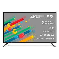 "Телевізор 55"" Ergo LE55CU6550AK"