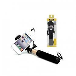 Дротовий Bluetooth монопод для селфи з підтримкою смартфонів на Android і IOS Remax Selfie Stick RP