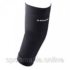 Фіксатор коліна Dunlop Knee support S чорний