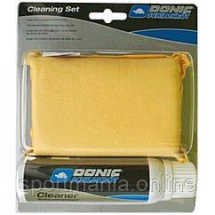 Набор для чистки ракеток Cleaning set (foam cleaner 10)