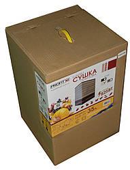 Сушарка для овочів і фруктів PROFITM ЕСП-01 Чорний 35 л (PM20217003)