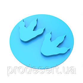 Штамп для пряников След динозавра 6 6*6 см (3D)