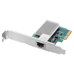 Мережева карта Edimax EN-9320TX-E (1xRJ45 10G, PCI-E, з кріпленням low profile)