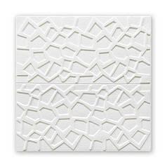 Самоклеющаяся декоративная потолочно-стеновая 3D панель паутина 700x700x10мм