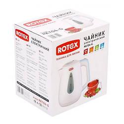 Електрочайник Rotex RKT04-G