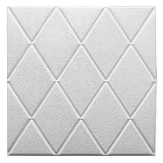 Самоклеющаяся декоративная потолочно-стеновая 3D панель 700x700х7мм