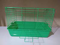 Золота Клітка R1F (Клітка для кроликів емаль 60*36*40 см)