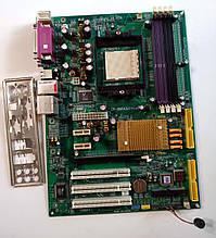 925 Epox EP-9NPA3 Ultra Socket AMD 939 DDR1 PCI-Express IDE SATA - материнская плата