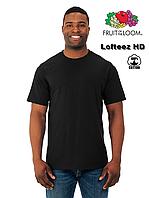 Футбола Fruit Of the Loom® черного цвета /плотная/ размер S(46) / из США