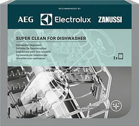 Знежирюючий засіб для посудомийних машин Electrolux 2 саше x 100 гр