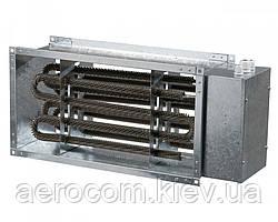 Нагреватель канальный электрический прямоугольный- НК