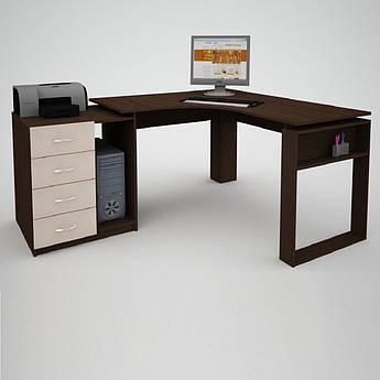 Стіл для офісу FLASHNIKA Еко - 22 (1200мм x 1716мм x 750мм)