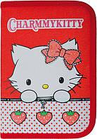 """Пенал-книжка Чарммикитти (модель 530666), ТМ """"1 вересня"""""""