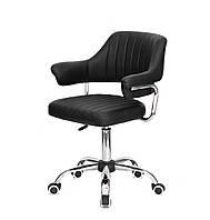Кресло офисное JEFF CH- OFFICE эко кожа , черный