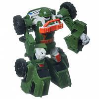 Трансформер Metr+ зелений 888-6 TBT