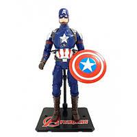 Фігурка супергероя Марвел METR+ , 17 см 8469-1/7 (Captain America)