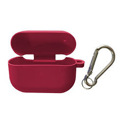 Чохол для AirPods PRO SLIM Case (+ Карабін) Box Rose red
