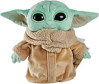 Звездные войны плюшевый Малыш Йода Star Wars The Child Plush Toy Mandalorian Mattel
