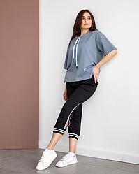 Женский спортивный костюм больших размеров. Размеры L, XL, XXL, 3XL