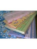 Матрас в детскую кроватку кокосовый 5 слоев 60x120 см
