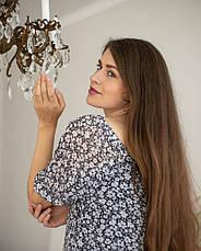 Шифонова жіноче плаття (2 кольори), фото 3