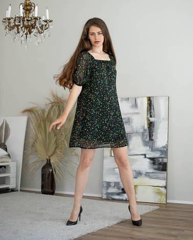 Шифонова жіноче плаття (2 кольори), фото 2