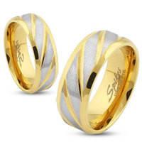 Мужское кольцо из ювелирной стали 316L Spikes (США)