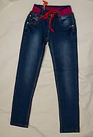 Весенние джинсы для девочек из коллекции 2016 года (р-р 110-140). Венгрия