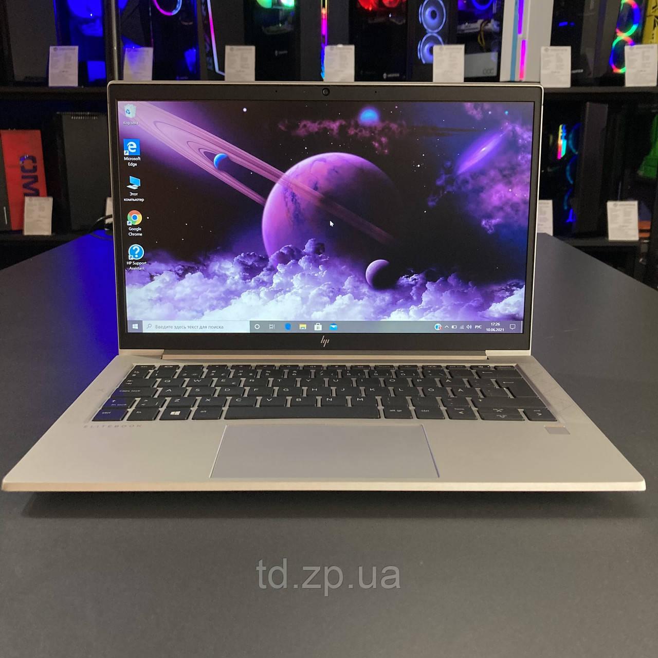 """Ноутбук HP EliteBook 835 G7 13.3""""/AMD Ryzen 3 Pro 4450u/8Gb DDR4/256Gb SSD"""