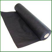 """Агроволокно черное, """"Agreen"""", плотность 50г/м.кв. размер: 0,64х100м"""