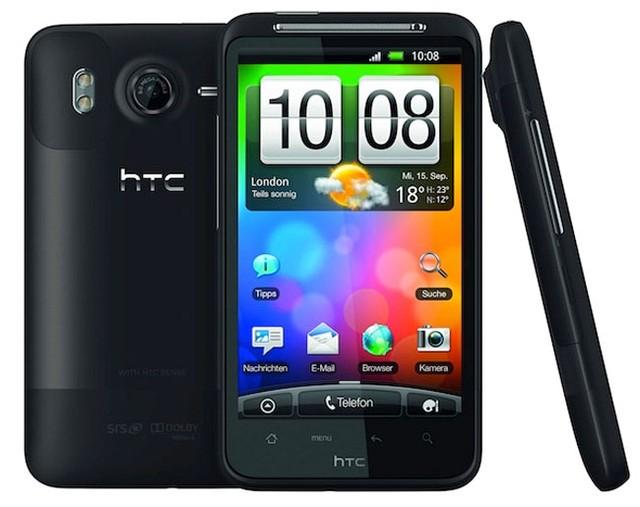 HTC Desire HD, фото 1