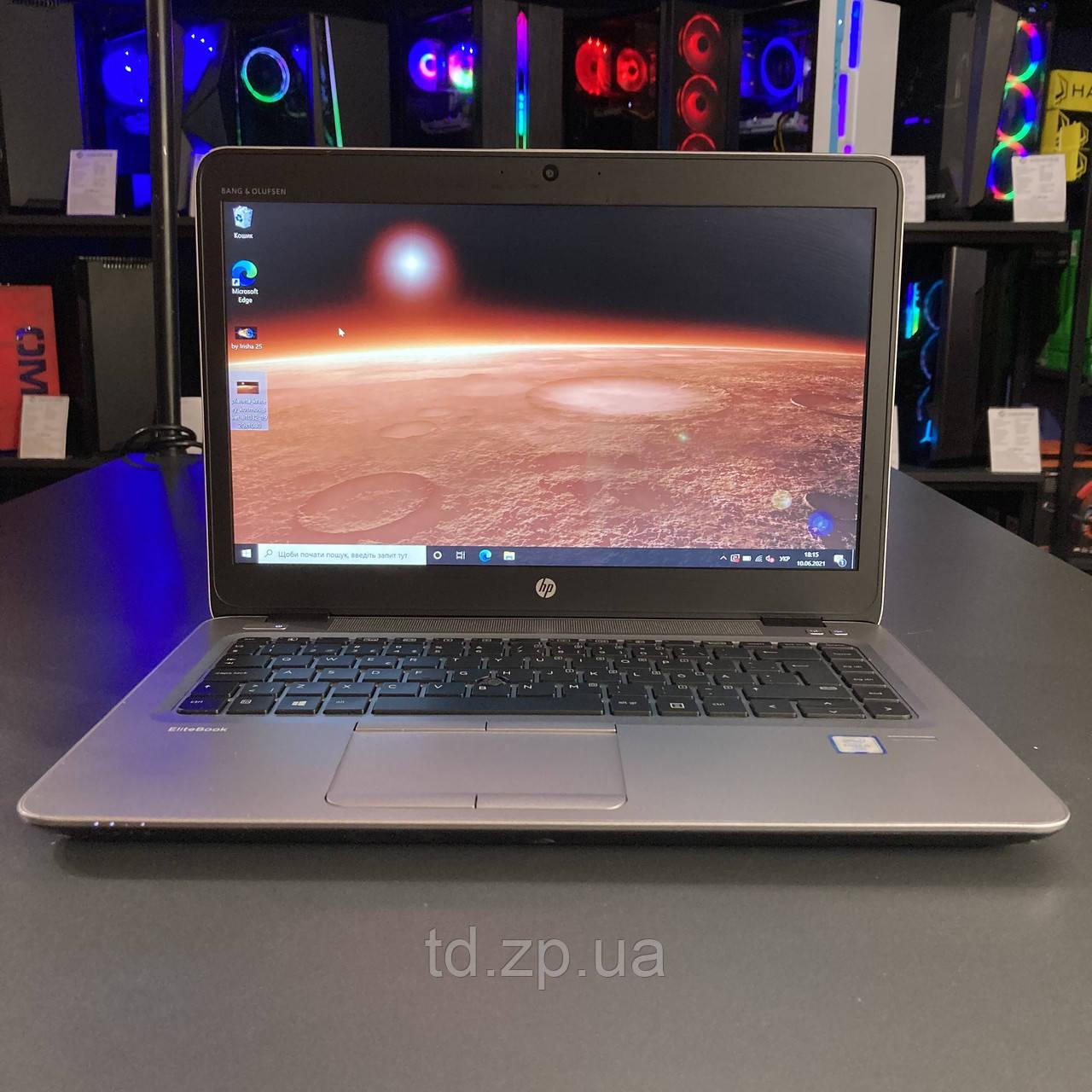 "Ноутбук HP EliteBook 840 G4 14""/Intel Core i5-7300u/8Gb DDR4/160Gb SSD"
