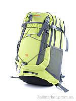 """Рюкзак жіночий SA3701 l.green 55*30*24 см, """"Putnic"""" недорого оптом від прямого постачальника"""
