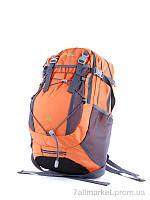"""Рюкзак жіночий SA3701 orange 55*30*24 см, """"Putnic"""" недорого оптом від прямого постачальника"""
