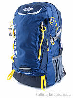 """Рюкзак чоловічий 030 blue 50*30*25 см, """"Putnic"""" недорого оптом від прямого постачальника"""