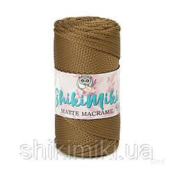 Полиэфирный шнур Matte Macrame 3 mm, цвет Ириска