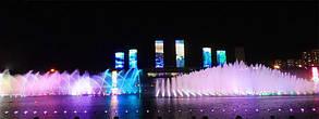 Послуги з будівництва фонтанів, ставків, басейнів