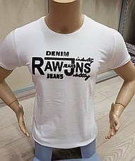 Турецькі чоловічі футболки з написом, фото 3