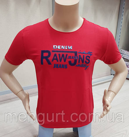 Турецькі чоловічі футболки з написом, фото 2