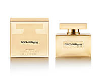Dolce&Gabbana (D&G) The One Gold Limited Edition - жіноча парфумована вода (Женская парфюмированная вода)