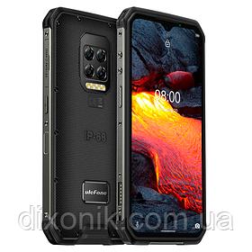 Смартфон UleFone Armor 9E black IP69K NFC 8/128 Гб
