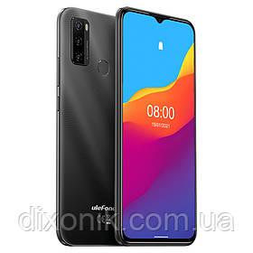 """Смартфон UleFone Note 10 black 8 ядер 6,52"""""""