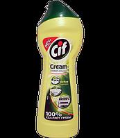 Засіб для чищення Cif Cream Універсальний з мікрогранулами Active lemon 250 мл