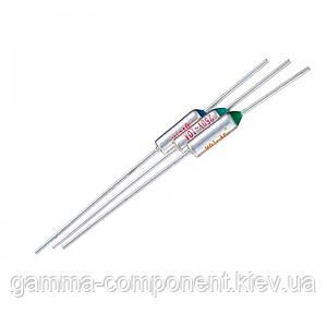 Термопредохранитель TZD-110 (110°C, 15А, 250V)