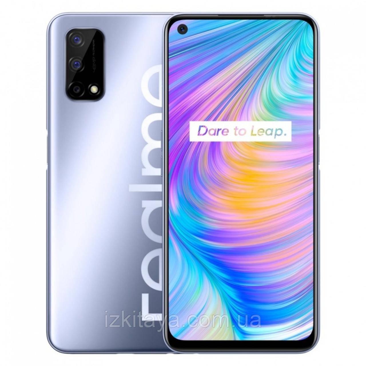 Смартфон Realme Q2 RMX2117 4/128Gb 5G silver + Свит ТВ 3 місяці безкоштовно