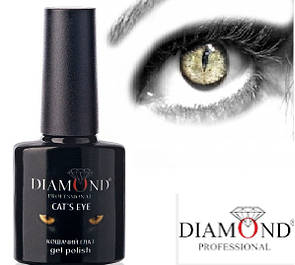 "Гель-лаки Diamond Professional ""кошачий глаз"" 7,3 ml"