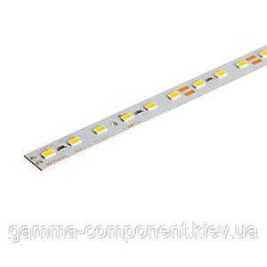 Світлодіодна лінійка SMD5630 18Вт, 100см, 12V, теплий білий, кріплення скотч, IP20