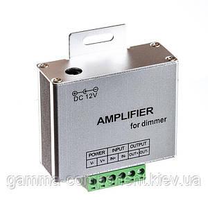 Підсилювач для стрічки RGB 12 A, 144 Вт