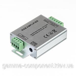 Підсилювач для стрічки RGB 24 А, 288 Вт