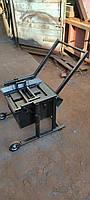 Вибростанок СТ-2 для изготовления строительных блоков, фото 1